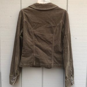 Sanctuary Jackets & Coats - Sanctuary Clothing Corduroy Jacket A9
